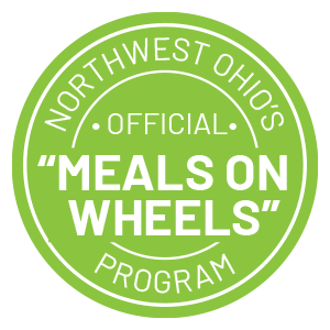 Meals on Wheels Stamp