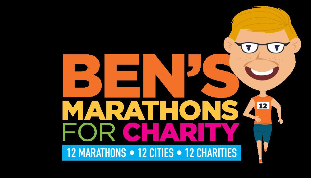 Ben's Marathons