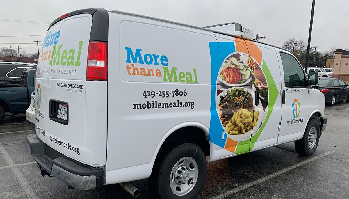 Mobile Meals Van