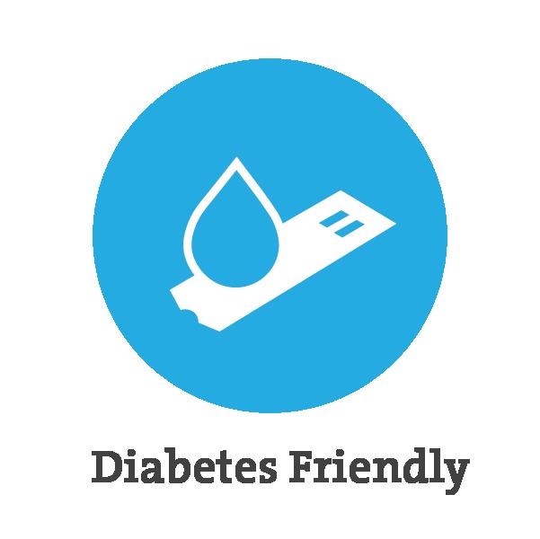 Diabetes Friendly Icon