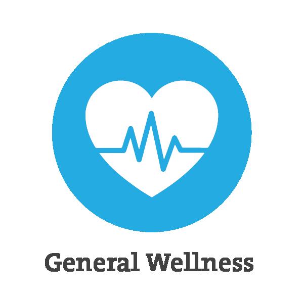 General Wellness Menu Icon